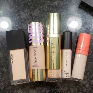 Fair/Light Foundation and Concealer lot
